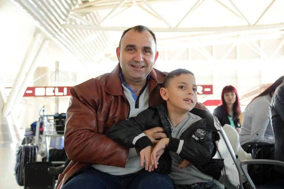 Denislav, 7 years old